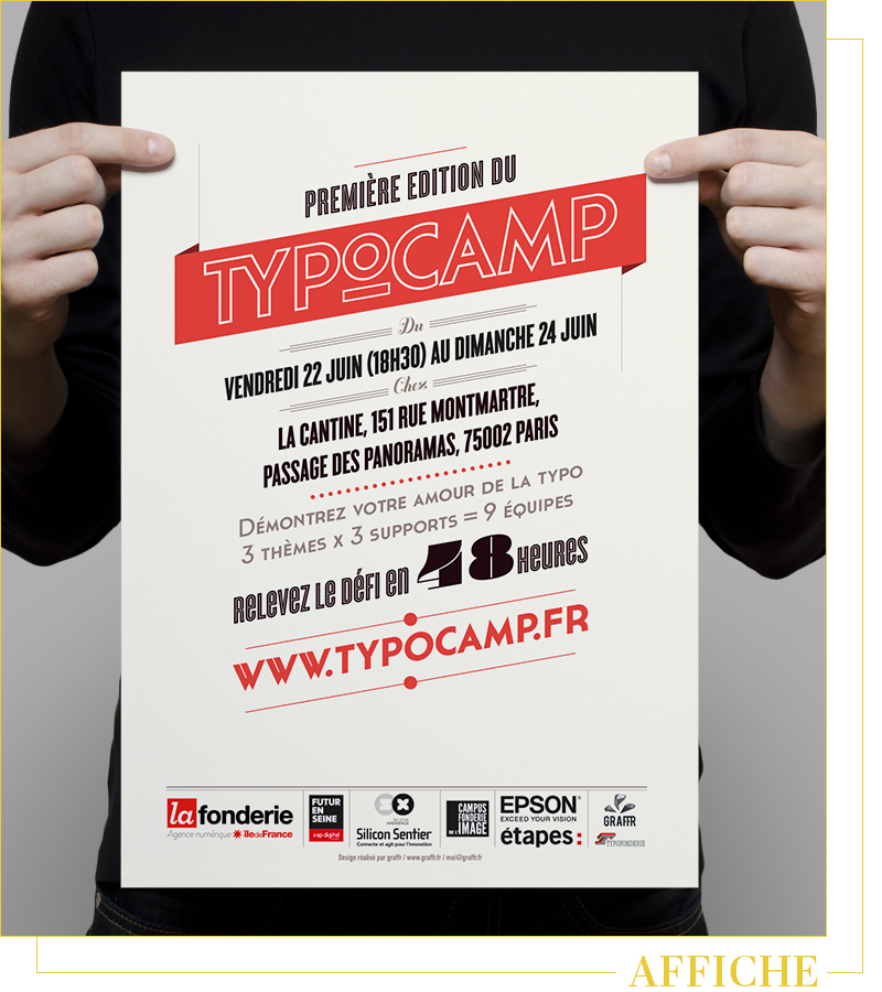 poster typocamp 2012